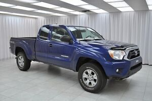 2014 Toyota Tacoma TRD 4x4 OFFROAD V6 4DR 4PASS ACCESS CAB w/ BL