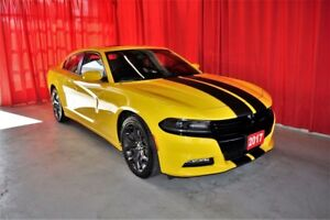 2017 Dodge Charger R/T | Sunroof | Leather | Heated front seats