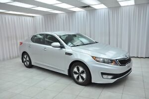 2012 Kia Optima HYBRID SEDAN w/ BLUETOOTH, HEATED SEATS, DUAL CL