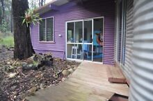granny flat/cottage/cabin on farm to rent Doonan Noosa Area Preview