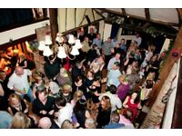 MILL HILL 35s to 60s Plus Party for Singles & Couples - Friday 1st October