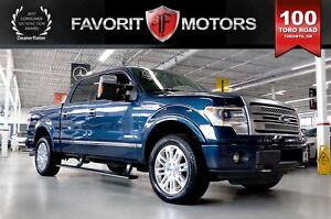 2013 Ford F-150 Platinum ECOBOOST 4X4 | SOLID FOLD COVER | NAV