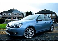 VW Golf 2.0 TDI GT DSG 5DR - Superb condition and specification - Just valeted!