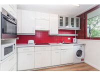 REALLY LARGE ONE 1 BEDROOM FLAT WITH BALCONY AND SOME BILLS INCLUDED - SW1