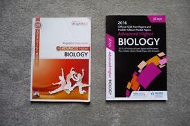 Advanced Higher Biology Books