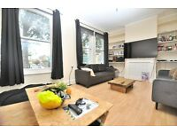 Spacious 3 bedroom flat in Victoria Park E9
