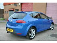 Seat Leon FR 170 tdi NOT GOLF gtd a3 black edition sline