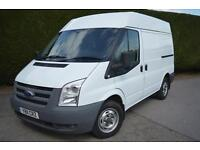 FORD TRANSIT 280 SHR VAN LOW MILES A/C BLUETOOTH (white) 2011