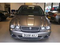 Jaguar X-type S (grey) 2008