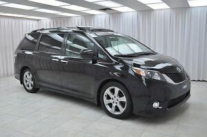 "2013 Toyota Sienna SE 8PASS ECO MINIVAN w/ BLUETOOTH, 19"""" ALLOY"