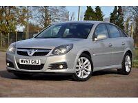 2007 Vauxhall Vectra 1.8 i VVT SRi 5dr+FREE WARRANTY+JUST SERVICED+12 MONTHS MOT+READY TO DRIVE AWAY