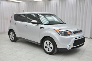 2015 Kia Soul LX GDi 5DR HATCH w/ BLUETOOTH, A/C, POWER W/L/M &