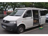 VW T5 CamperVan 2003 professionally converted