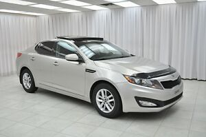 "2011 Kia Optima LX ECO GDi SEDAN o BLUETOOTH, 16"""" ALLOYS, HTD S"