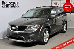 2016 Dodge Journey R/T**AWD**CUIR**