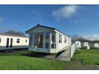 wheel chair friendly static caravan holiday home site isle of wight hampshire south coast IOW