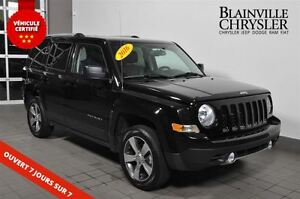 2016 Jeep Patriot ÉDITION HIGH ALTITUDE -CUIR - 4X4 - AUTOMATIQU