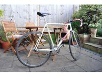 Argos Fixed Wheel Track Bike
