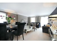 !!! AMAZING HIGH SPEC FLAT AT HAMPSTEAD HEIGHTS WITH 3 PRIVATE BALCONIES,LIFT ACCESS AND PARKING !!!