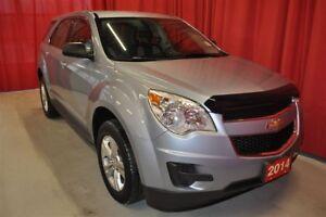 2014 Chevrolet Equinox LS FWD-one owner