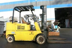 Hyster S120E type LPG forklift, 12000 lbs capacity