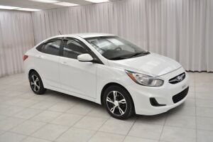 "2013 Hyundai Accent ""ONE OWNER"" GL SEDAN w/ A/C, HEATED SEATS, U"