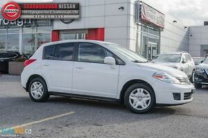 2011 Nissan Versa 1.8S-ACCIDENT FREE WITH LOW KM'S!!!!