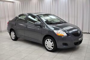 2010 Toyota Yaris 1.5L SEDAN w/ A/C, POWER W/L/M & KEYLESS ENTRY