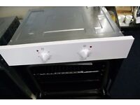 Electric Built-in Oven Conventional Easy-clean enamel A RATING CBCONW12 White