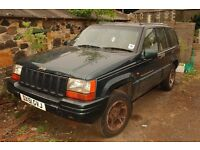 Jeep Grand Cherokee LPGconversion 2001