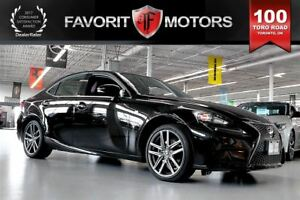 2015 Lexus IS 250 F SPORT Series 3 | BSM | DYNAMIC CRUISE | NAV