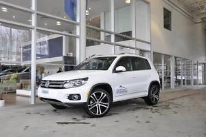 Volkswagen Tiguan Highline 4 portes 4MOTION