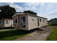 *NEW* HOLIDAY HOME, REGAL TEMPO, 36 X 12, TWO BED, 6 BERTH, £44,248. SITED ON QUIET, COUNTRY PARK