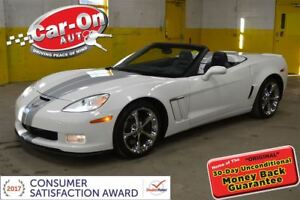 2013 Chevrolet Corvette GRAND SPORT 60TH ANNIV 6.2L