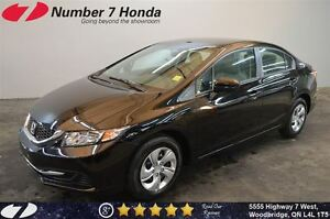 2014 Honda Civic LX| Power Group, Bluetooth, AUX, USB