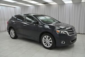 2014 Toyota Venza LIMITED AWD SUV w/ BLUETOOTH, HEATED LEATHER,