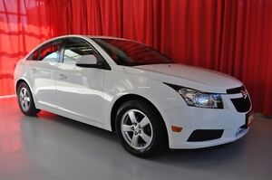2014 Chevrolet Cruze 2LT MT Leather Sun Roof - One Owner