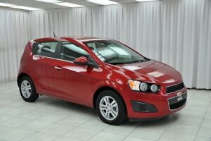 2013 Chevrolet Sonic LT 5DR HATCH w/ BLUETOOTH, HEATED SEATS, RE
