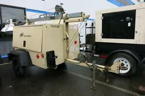 Ingersoll-Rand L6-60Hz-T4F Light Tower
