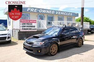 2013 Subaru WRX STi Sport-tech