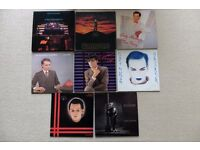 "Gary Numan Vinyl Lps x 8 and 12"" Singles x 10. JOB LOT"