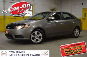 2010 Kia Forte 2.0L LX AUTO A/C SUNROOF HEATED SEATS ALLOYS
