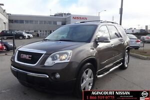 2007 GMC Acadia SLT | AWD |Certified & E tested|