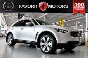 2010 Infiniti FX50 S AWD | LTHR | NAV | 360° CAM | REAR DVD