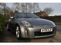 2005 350Z Nissan Roadster Low miles, low tax band