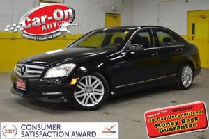 2011 Mercedes-Benz C-Class C250 4MATIC LEATHER SUNROOF HEATED SE