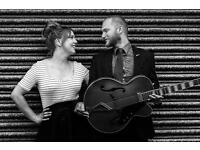 Female Vocalist Needed for Jazz/Blues/Pop duo. Paid Position.