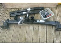 mercedes genuine towbar