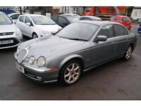Jaguar S-Type SE V6 (grey) 2002