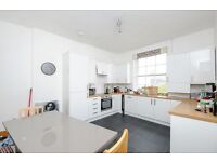 A large three bedroom, newly refurbished flat in a popular period mansion block, Fulham Road, SW10